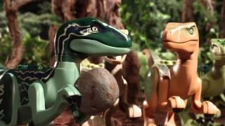 Lego Jurassic World: Malé ruky