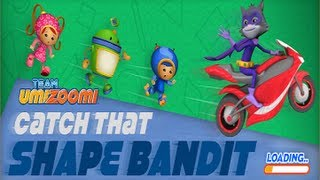Team Umizoomi - Shape Bandit Play Movie