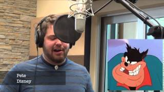 A Man Sings Let It Go From Frozen in the Voices of 21 Different Disney and Pixar Characters