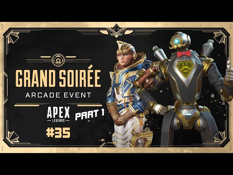 Apex Legends | Grand soirée arcade event part 1 | Apex Legends Moments #35
