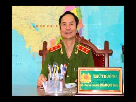 Thứ trưởng Phạm Quý Ngọ phủ nhận v/v Dương Chí Dũng khai tên