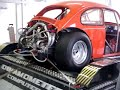Vw Ar 1 Turbo Traseira Tec Engineering & Motorsport Dyno