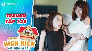 Gia đình là số 1 sitcom | trailer tập 125: Diệu Hiền, Kim Chi tái xanh mặt vì nghi chung cư có ma?