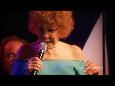 Ornella Vanoni & the Italian Jazz Stars - Jazzascona, June 25th 2013