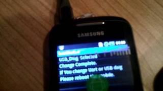 SRS: Unlock Samsung S5570 Galaxy Mini With
