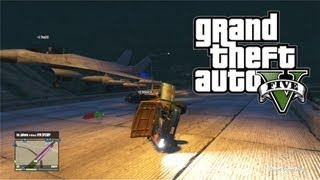 GTA 5 Multiplayer Funny Moments GTA Online Gameplay)