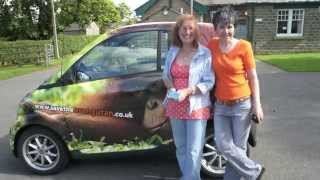 [Masham Midsummer Arts Crafts & Collectables Fair Orangutan P...] Video