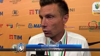 Finale Primavera 1 TIM   Massimo Brambilla: