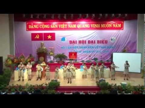 Dân vũ Anh Ba Hưng & Nối vòng tay lớn - CLB Sao Bắc Đẩu Q2