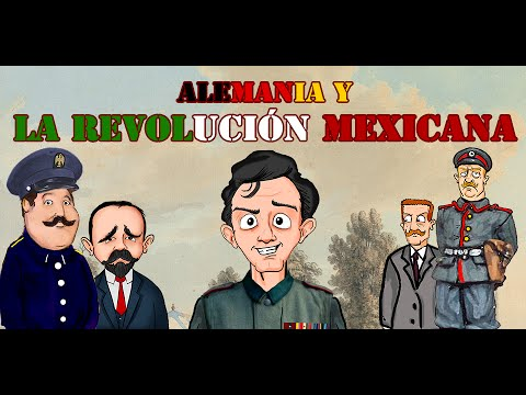 Alemania y la Revolución Mexicana - Bully Magnets