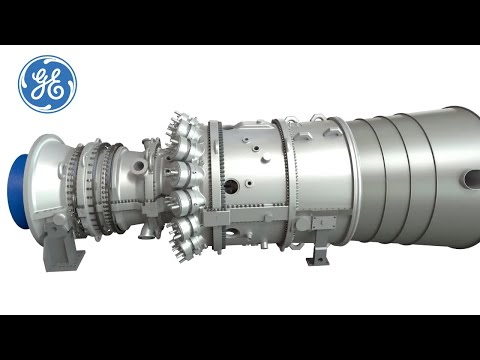 9HA Gas Turbine Product Video