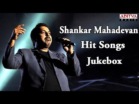Shankar Mahadevan(Singer) Tolly Hit Songs || Jukebox