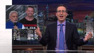 John Oliver: Foreign Dignitaries Need to Up their Game Visiting New York