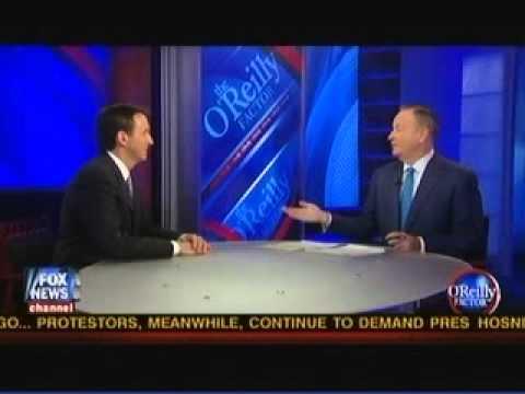 Bill O'Reilly interviews Tim Pawlenty