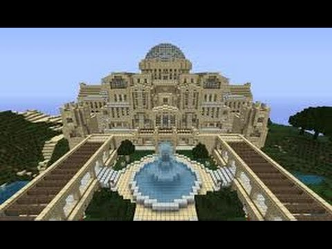 biggest minecraft house in the world 2013 hqdefaultjpg