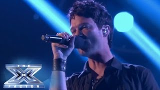 "Top 3: Jeff Gutt Performs ""Creep"" THE X FACTOR USA 2013"