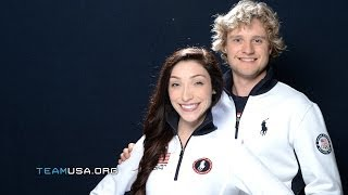 Qualified | Meryl Davis and Charlie White 16 Years In The Making  | Episode One