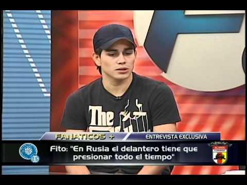 Entrevista Con 'fito' Zelaya