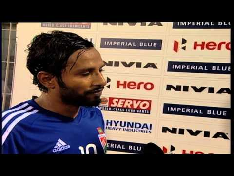Interview: Ali Umar, striker of Maldives - SAFF Championship 2013