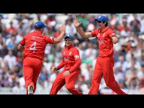 Alastair Cook delighted after England's Champions Trophy win over South Africa
