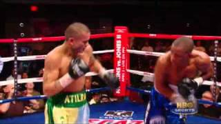Marcos Rene Maidana Vs. Victor Cayo Highlights