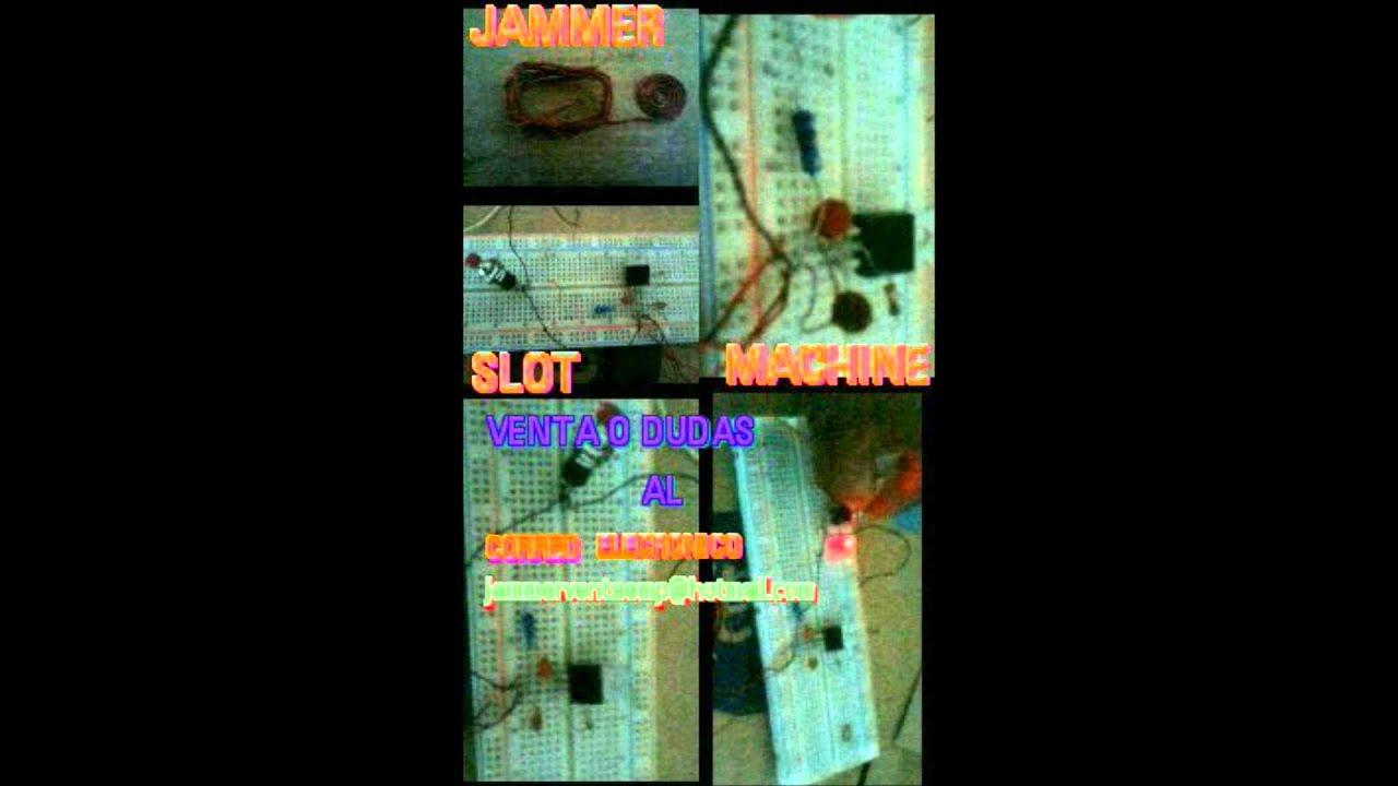emp jammer slot machine how to make