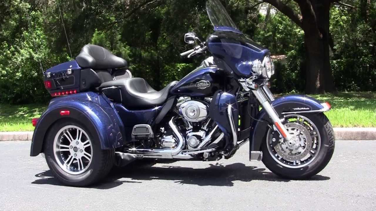Cheap Harley Davidson Trikes For Sale