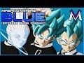 """""""I'M BLUE"""" - A Super Saiyan Blue Song Parody   MasakoX"""