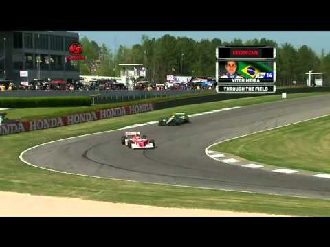 Part 6 of 15 - Indycar 2011 Round 2 Barber race