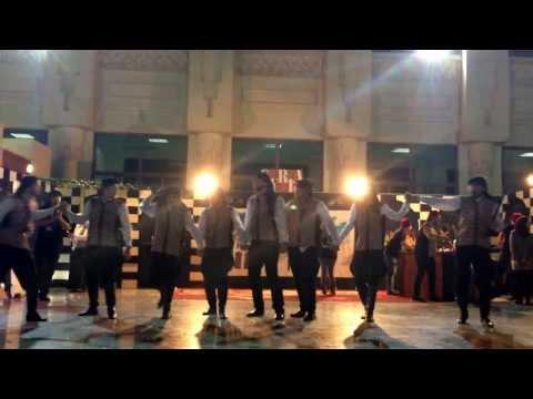 Syrian Cultural Club - Dabkeh - 14.3.14