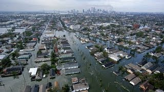 Hurricane Katrina Aftermath: In the Shadow   Retro Report   The New York Times