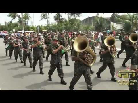 Desfile de 7 de Setembro de 2012 Maceió - AL.