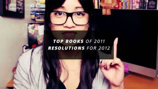 Top Books of 2011 & Resolutions for 2012