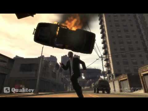 GTA 4 - Epic fails?