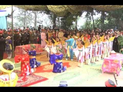 Lễ hội đền Du Yến - Thanh Ba - Phú Thọ