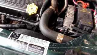 Chrysler Sebring '96 To '00 RADIATOR Replace