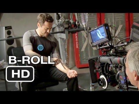 Iron Man 3 Official B-Roll #1 (2013) - Robert Downey Jr. Superhero Movie HD, the movie trailer of iron man the hero enjoy.