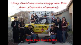 Alexander Motorsports Virtual Christmas Card