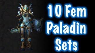 World of Warcraft Female Armor