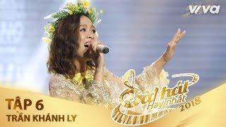 Chờ Chàng - Trần Khánh Ly (Yul Lee) | Tập 6 Sing My Song - Bài Hát Hay Nhất 2018
