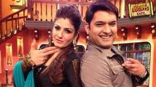 Raveena Tandon SPECIAL In Comedy Nights With Kapil 28th