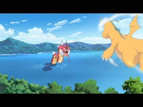 Pokémon Generations Ep 4: The Lake of Rage