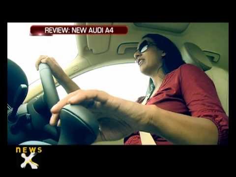 Review: New Audi A4 - NewsX