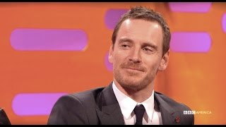 Michael Fassbender is Attractive to Every...THING - The Graham Norton Show
