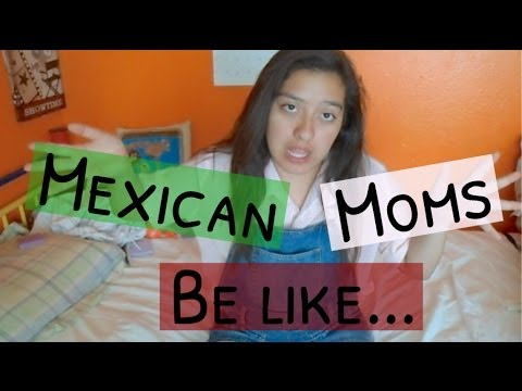Mexican moms be like...