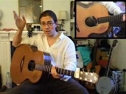 HOW TO PLAY PERCUSSIVE GUITAR LESSON 1