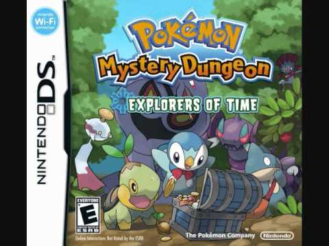 Pokémon Mystery Dungeon: Explorers of Time & Darkness - Sunset