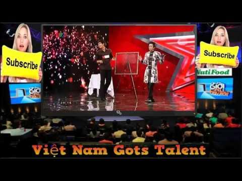 Vietnam's Got Talent 2014   TẬP 8   Trần Anh Đức