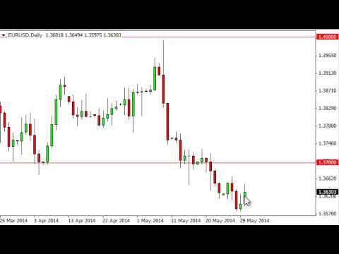 EUR/USD Technical Analysis for June 2, 2014 by FXEmpire.com