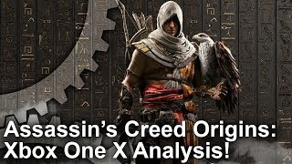 Assassin's Creed Origins - Xbox One X vs PS4 Pro vs PC Grafikai Összehasonlítás